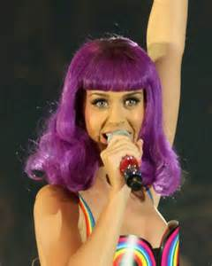 Katy Perry Wig available on Amazon.com for $29.99